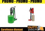 carotteuse diamant en promotion