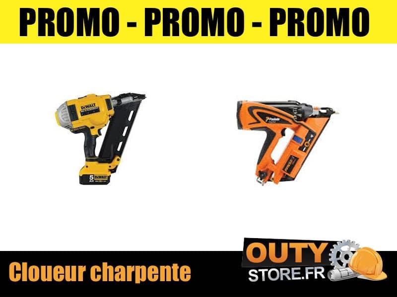 Promo Cloueur Pneumatique Charpente Brico Depot Aout 2020 Outy Store Fr