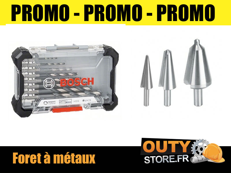 Promo foret metaux queue conique