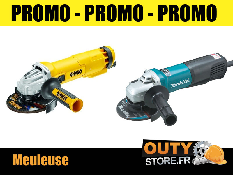 Promo meuleuse chicago pneumatic
