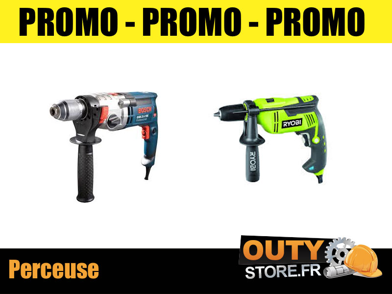 Promo perceuse dewalt